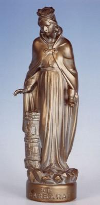Bronze Barbara 1